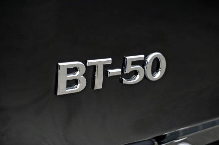 2021 Mazda BT-50 GT TF 4X4 Dual Range Black