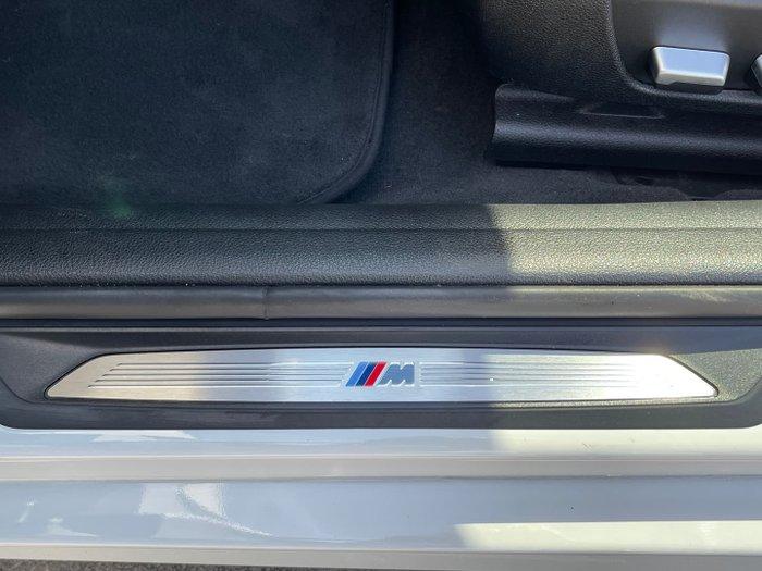 2015 BMW 3 Series 330i M Sport F30 LCI Brilliant White