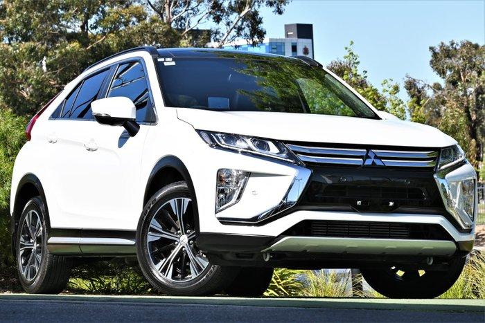 2020 Mitsubishi Eclipse Cross Exceed YA MY20 White