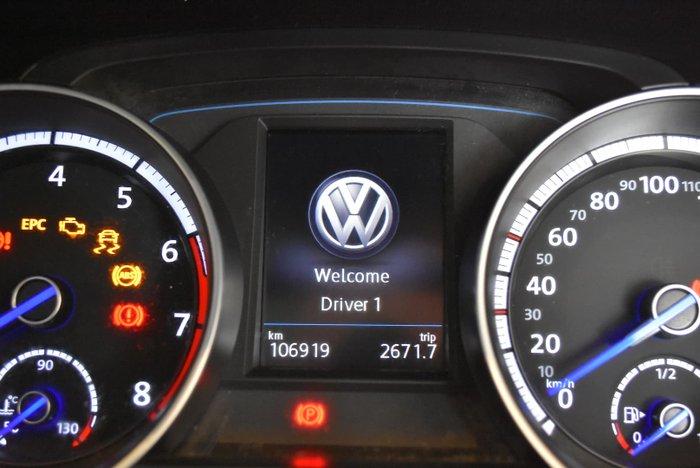 2017 Volkswagen Golf R Grid Edition 7.5 MY18 Four Wheel Drive Deep Black