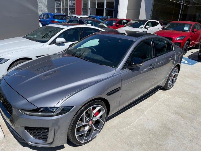2021 Jaguar XE P300 R-Dynamic Black X760 MY21 AWD Eiger Grey