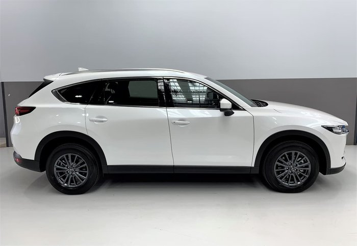 2021 Mazda CX-8 Sport KG Series White