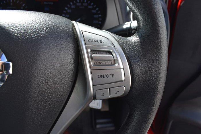 2020 Nissan Navara SL D23 Series 4 4X4 Dual Range Burning Red