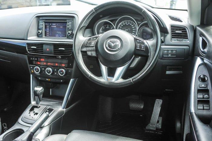 2013 Mazda CX-5 Grand Touring KE Series MY13 AWD Blue