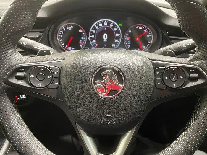 2017 Holden Calais V ZB MY18 AWD White