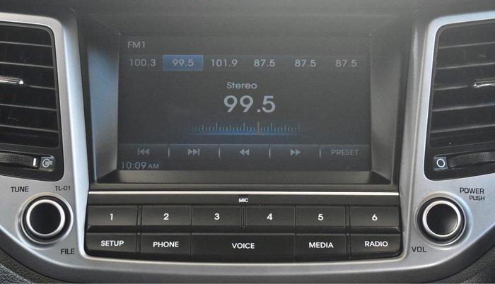 2016 Hyundai Tucson Active X TL White