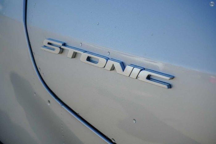 2021 Kia Stonic S YB MY22 Silky Silver