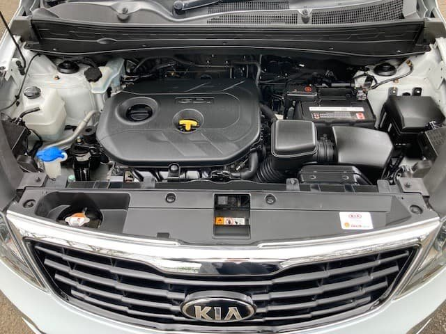 2014 Kia Sportage Si SL Series II MY13 Casa White