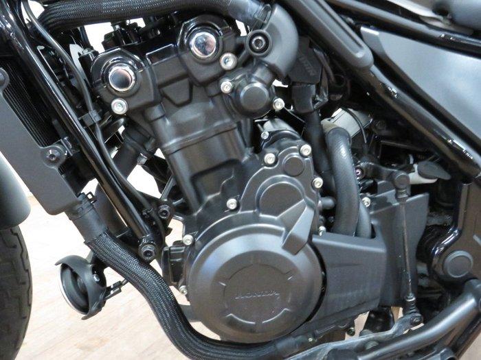 2018 Honda CMX500 GREY