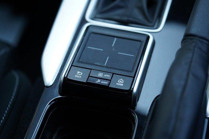 2019 Mitsubishi Eclipse Cross Black Edition YA MY19 Titanium