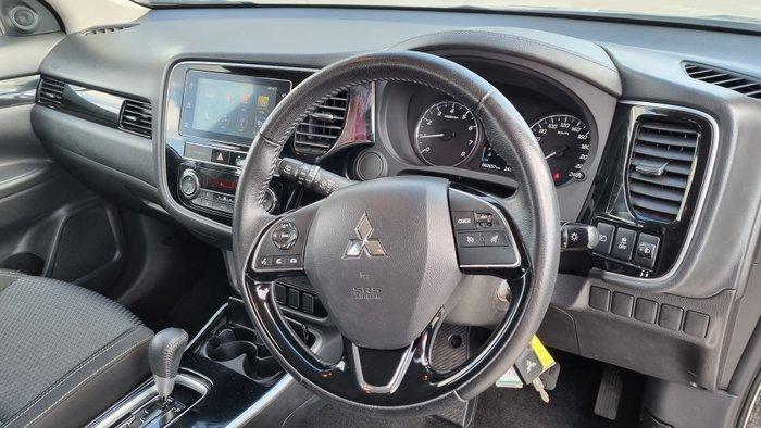 2019 Mitsubishi Outlander ES ZL MY19 AWD Sterling Silver