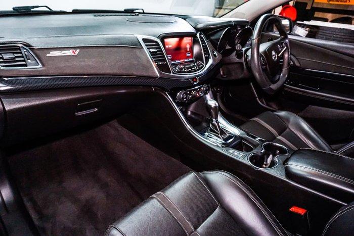 2016 Holden Commodore SS V Redline VF Series II MY16 Heron White