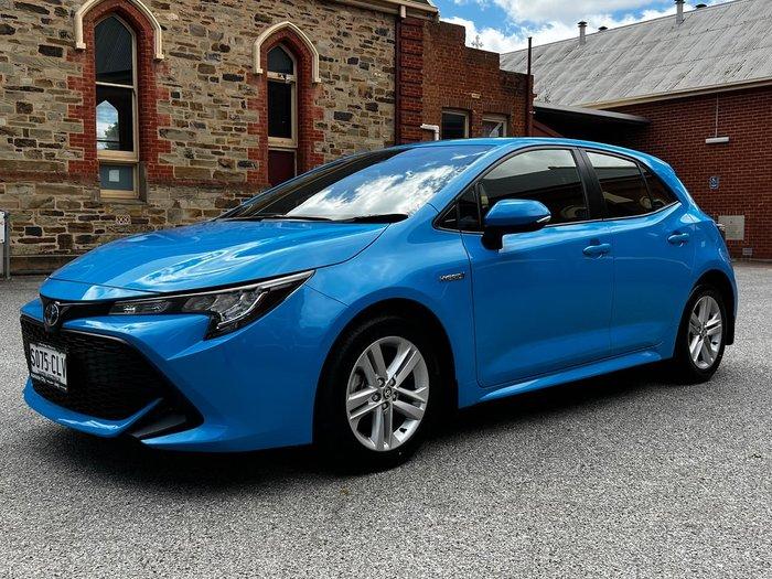 2019 Toyota Corolla Ascent Sport Hybrid ZWE211R Blue