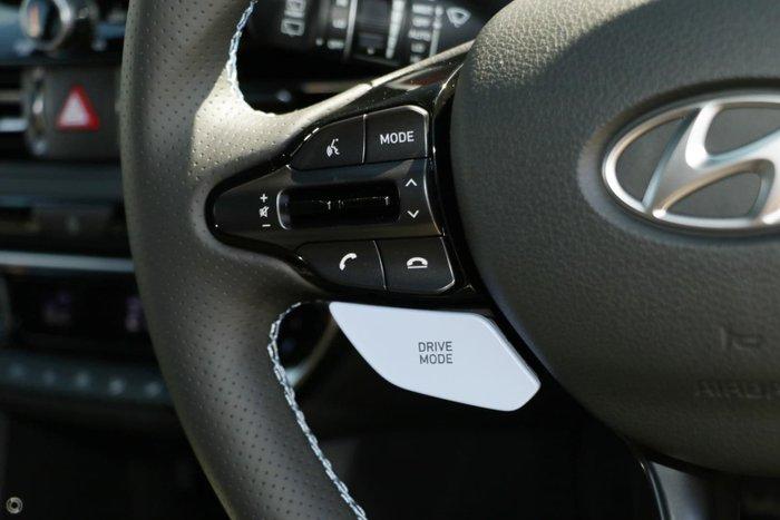 2021 Hyundai i30 N Premium PDe.V4 MY22 Polar White