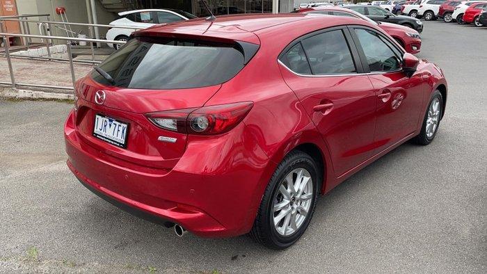 2017 Mazda 3 Touring BN Series Red