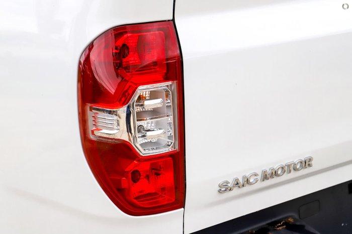 2021 LDV T60 PRO SK8C 4X4 Dual Range Blanc White