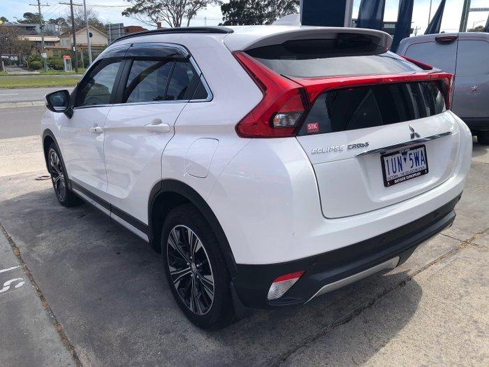 2018 Mitsubishi Eclipse Cross Exceed YA MY18 White