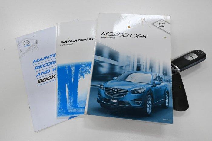 2015 Mazda CX-5 Akera KE Series 2 AWD Crystal White Pearl