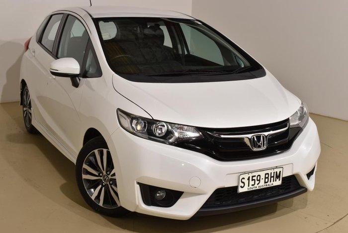 2015 Honda Jazz VTi-S GF MY15 White Orchid