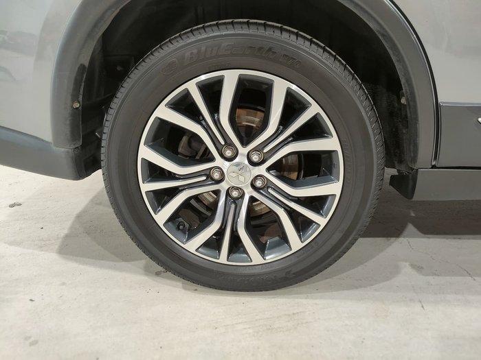 2015 Mitsubishi Outlander LS ZK MY16 4X4 On Demand Titanium