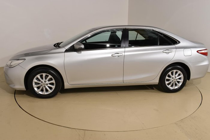 2015 Toyota Camry Altise ASV50R Silver Pearl