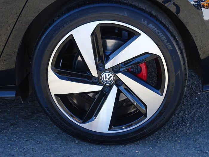 2019 Volkswagen Polo GTI AW MY20 Deep Black