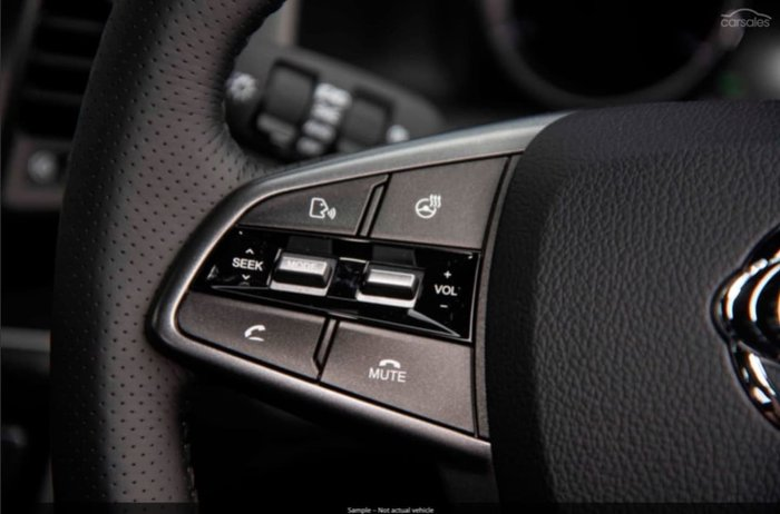 2021 SsangYong Musso Ultimate Luxury Q215 MY21 4X4 Dual Range Drive Type: Marble Grey