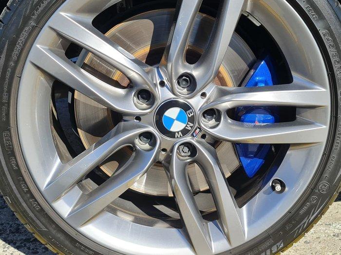 2016 BMW 1 Series 125i M Sport F20 LCI Black Sapphire