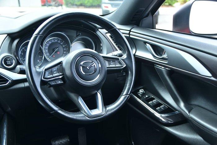 2017 Mazda CX-9 GT TC Red