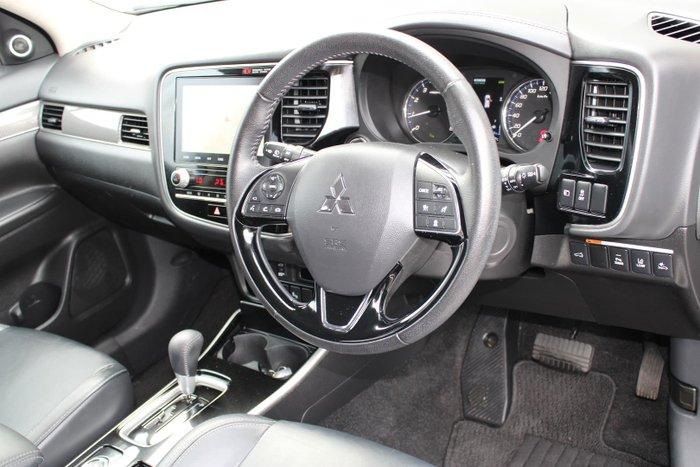 2019 Mitsubishi Outlander Exceed ZL MY19 AWD Titanium