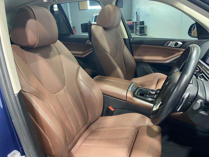 2019 BMW X5 xDrive30d G05 4X4 Constant Blue