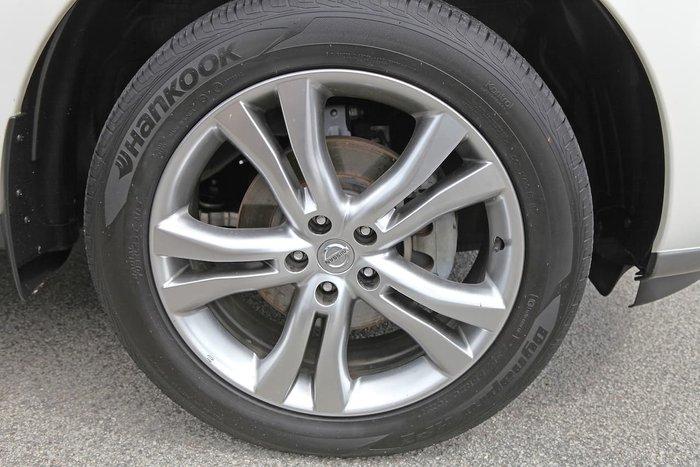 2015 Nissan Murano Ti Z51 Series 4 MY14 4X4 On Demand White