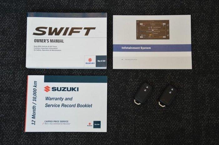 2019 Suzuki Swift Sport AZ Mineral Grey