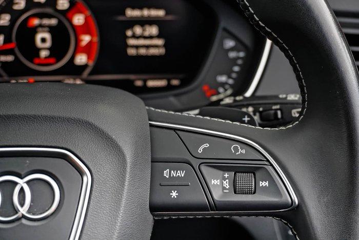 2017 Audi SQ5 FY MY17 Four Wheel Drive Matador Red
