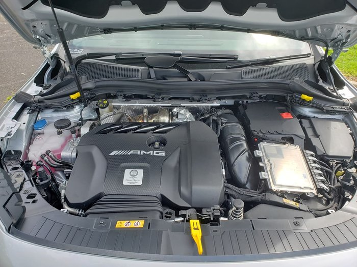 2020 Mercedes-Benz GLA-Class GLA45 AMG S H247 Four Wheel Drive Silver