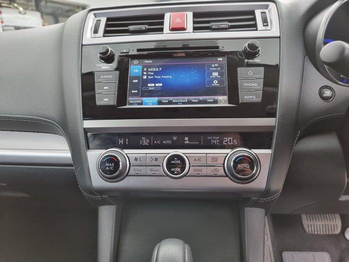 2019 Subaru Outback 2.5i 5GEN MY19 AWD Crystal White