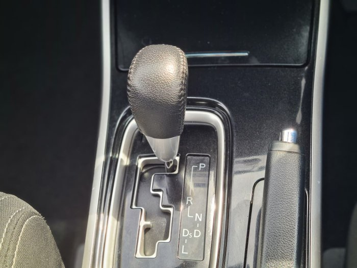 2016 Mitsubishi Outlander LS ZK MY17 Titanium