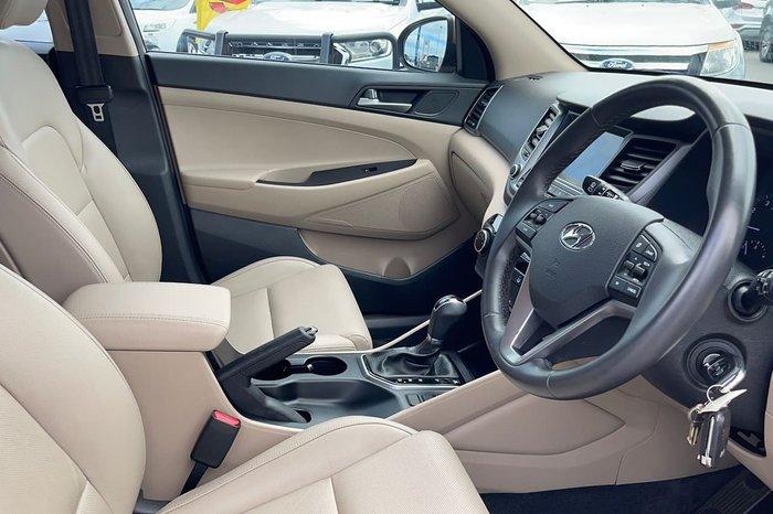 2016 Hyundai Tucson Active X TL Brown