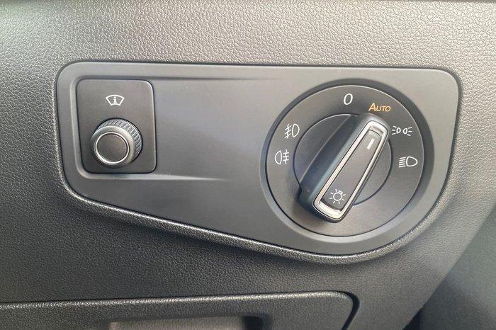 2018 Volkswagen Tiguan Wolfsburg Edition 5N MY19 Four Wheel Drive Black