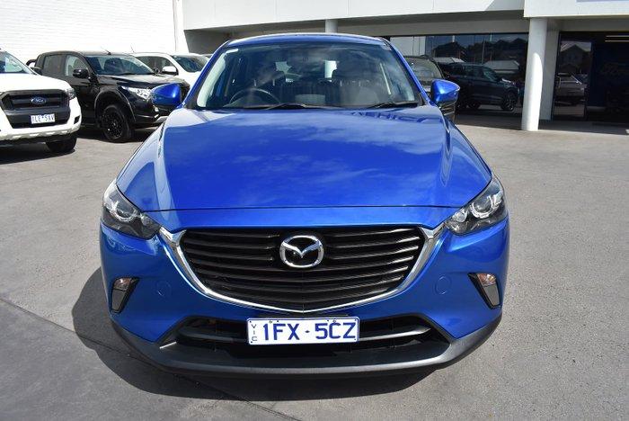 2015 Mazda CX-3 Maxx DK AWD Dynamic Blue