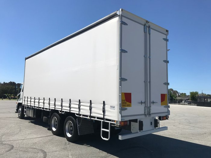 2021 FUSO FIGHTER