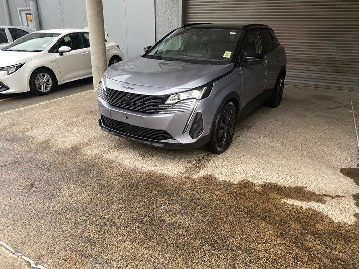 2021 Peugeot 3008 GT Sport P84 MY21 Grey