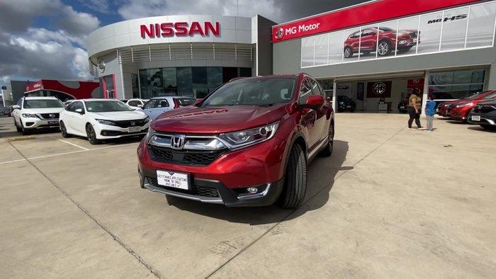 2020 Honda CR-V VTi-S RW MY20 4X4 On Demand Passion Red