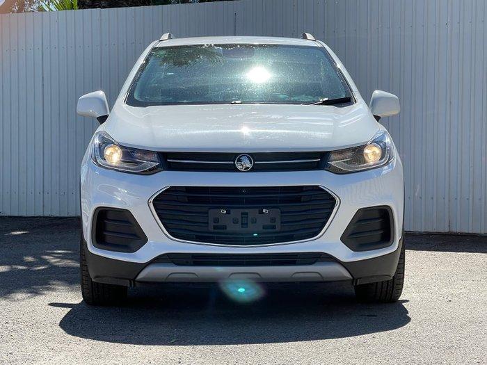 2019 Holden Trax LS TJ MY19 Summit White