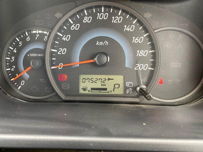 2013 Mitsubishi Mirage ES LA MY14 Cool Silver