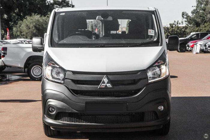 2021 Mitsubishi Express GLX SN MY22 White
