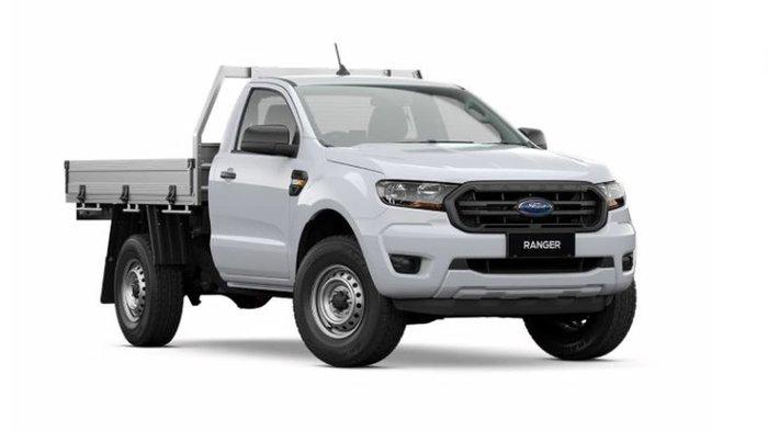2021 Ford Ranger XL Hi-Rider PX MkIII MY21.75 Arctic White