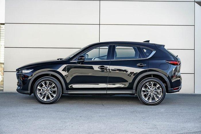 2021 Mazda CX-5 Akera KF Series AWD Black