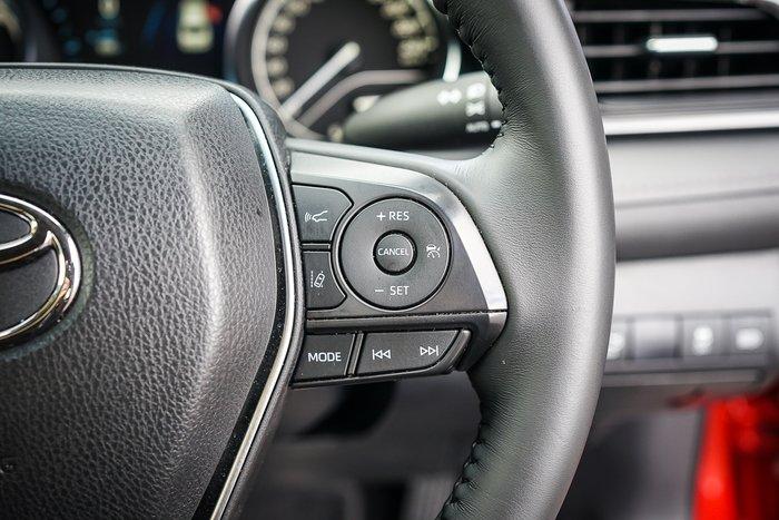 2021 Toyota CAMRY HYBRID Camry Hybrid Ascent Sport 2.5L Auto CVT Sedan 2Z76740 001 Feverish Red