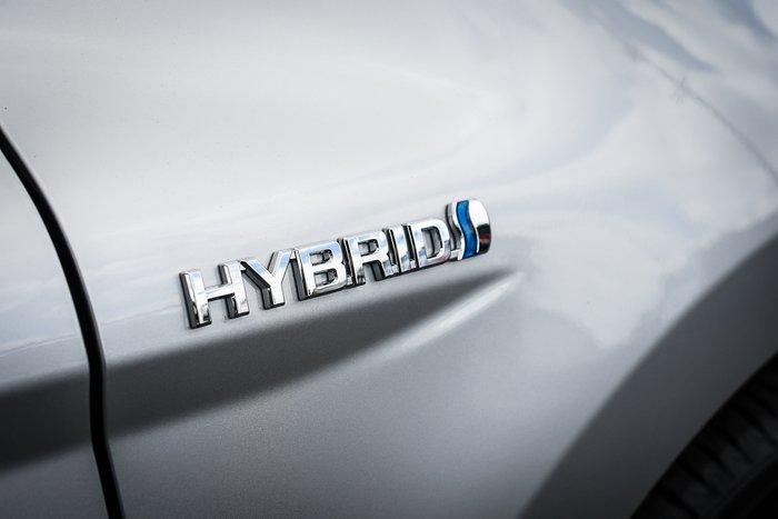 2021 Toyota CAMRY HYBRID Camry Hybrid Ascent Sport 2.5L Auto CVT Sedan 2Z76740 001 Silver